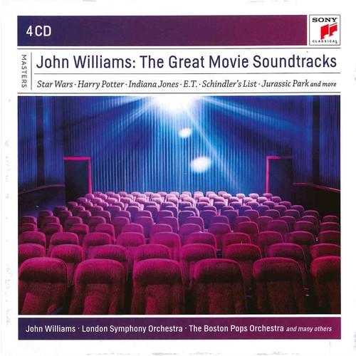 Various - Great Movie Soundtracks