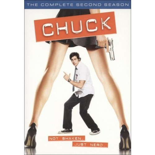 Chuck: The Complete Second Season [6 Discs]