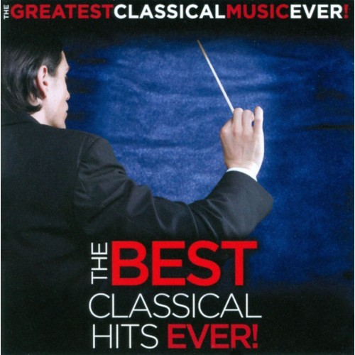 Best Classical Hits Ever - Various - CD