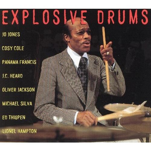 Explosive Drums [CD]
