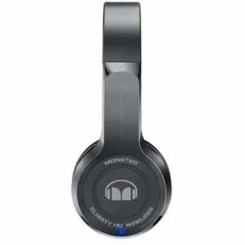 Monster ClarityHD On-Ear Bluetooth Headphones - Black