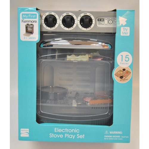 Kenmore Electronic Stove Play Set
