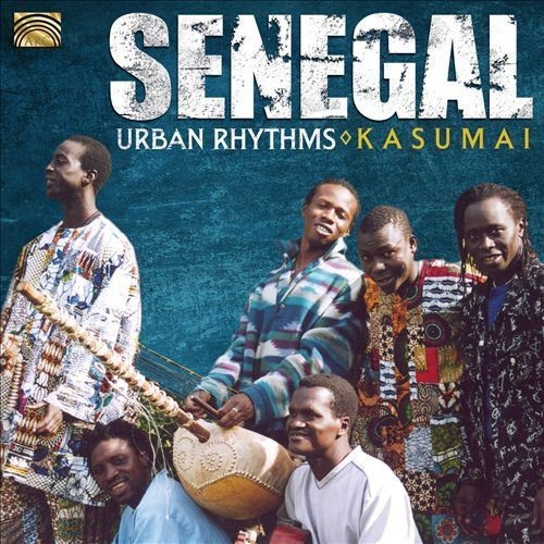 Senegal Urban Rhythms [CD]