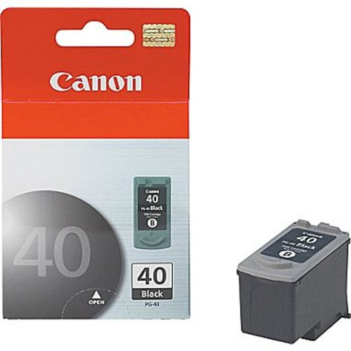 Black Compatible Ink Cartridge Canon PG-40 PG40 - Can_PG40_REM