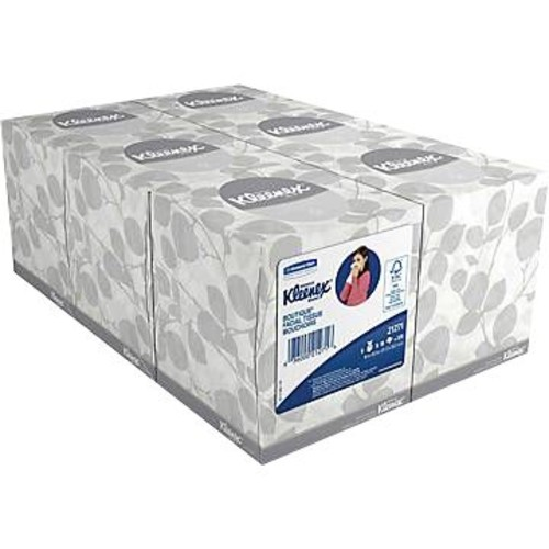 Kleenex Boutique Facial Tissues, 2-Ply, Assorted Pack Sizes