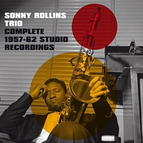 Sonny Rollins - Complete 1957-1962 Studio Recordings (CD)