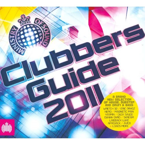 Clubbers Guide 2011 [CD]