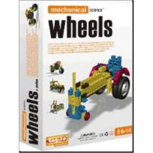 Engino Engino Mechanical Wheels and Axels (OWI104)