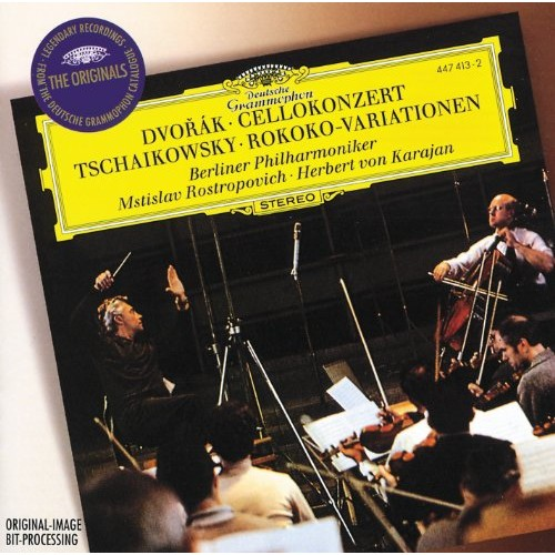 Dvork: Cello Concerto / Tchaikovsky: Variations on a Rococo Theme