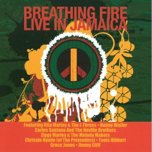 Breathing Fire [CD]