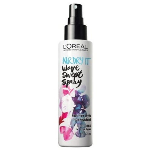 L'Oreal Paris Advanced Hairstyle/Paris Air Dry It Flexible Hold Wave Swept Spray - 4.2oz