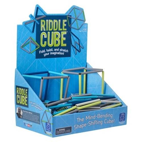 RiddleCube, Set of 12 Shape-Shifters
