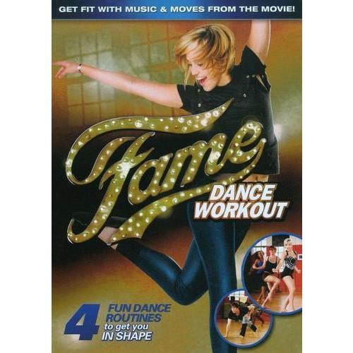 Fame Dance Workout [DVD] [2009]