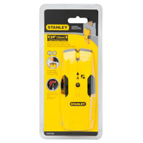Stanley Consumer Tools STHT77403 Stud Finder, LED & Audible Indicator - Quantity 1