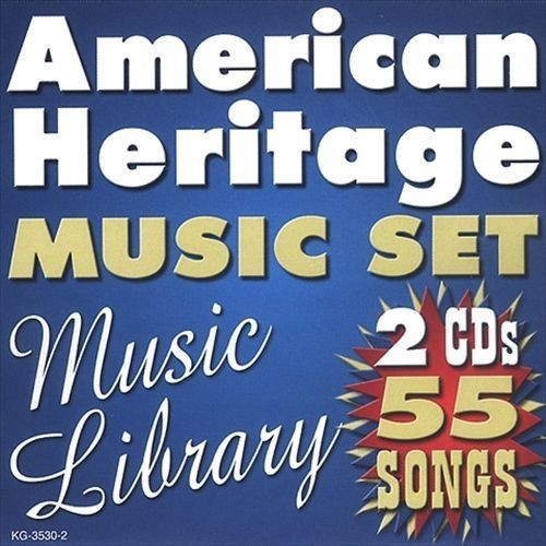 American Heritage Music Set Music Library [CD]