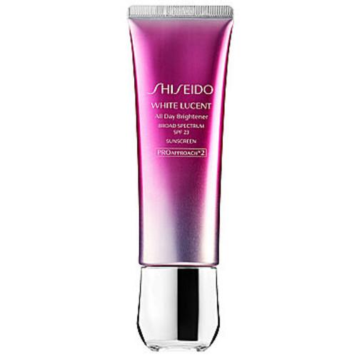 Shiseido White Lucent All Day Brightener Broad Spectrum Spf 23 Moisturizer