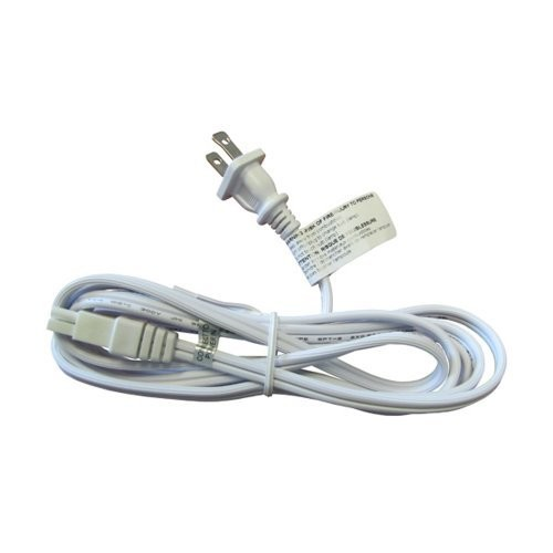 DALS 3009C Power Cord White