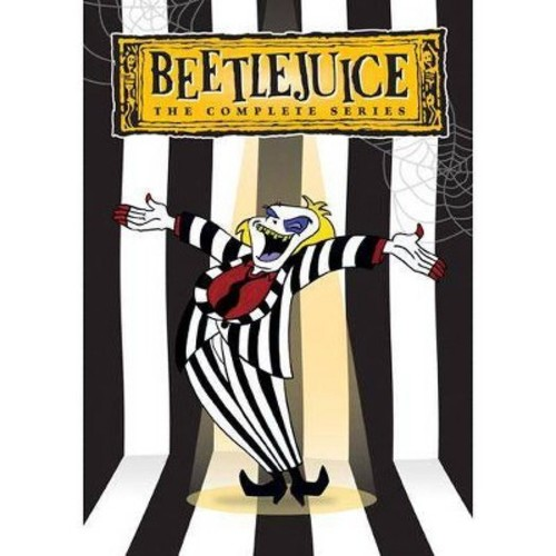 Beetlejuice: The Complete Series [12 Discs] [DVD]