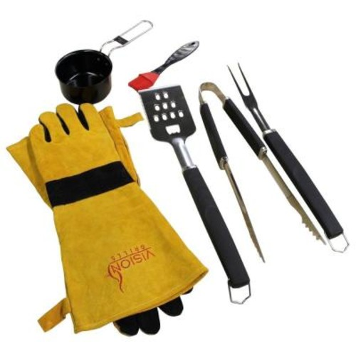 Vision Grills Barbecue Accessory Kit