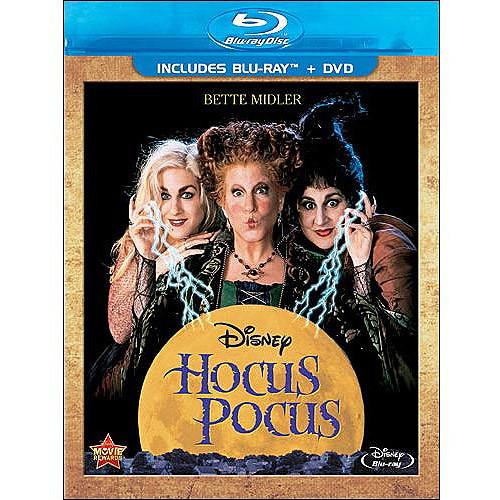 Buena Vista Home Entertainment Hocus Pocus (Blu-ray + DVD)