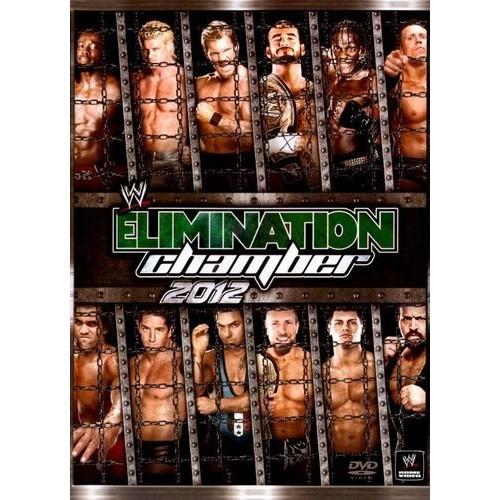 WWE: Elimination Chamber 2012 [DVD] [English] [2012]