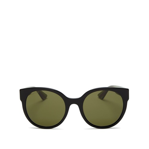 GUCCI Cat Eye Logo Sunglasses, 54Mm