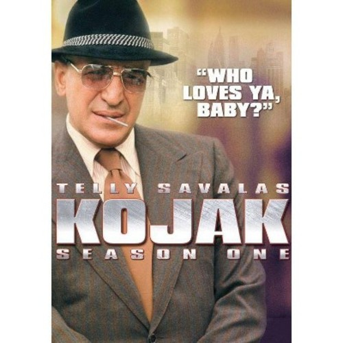 Kojak:Season One (DVD)