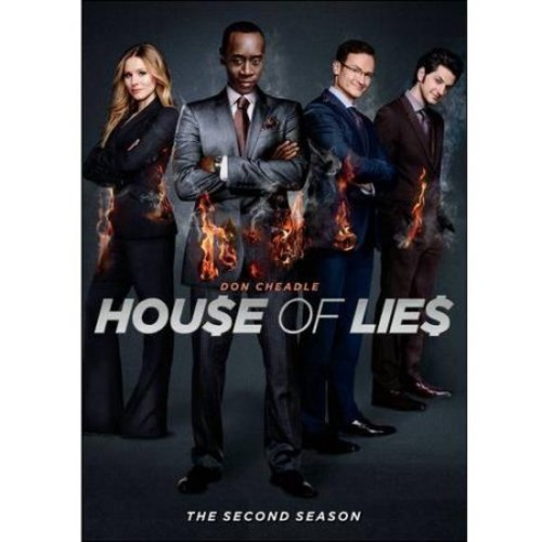 House of Lies: The Second Season (DVD)