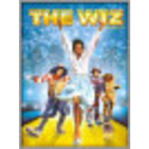 The Wiz (DVD) (Enhanced Widescreen for 16x9 TV) (Eng/Fre) 1978