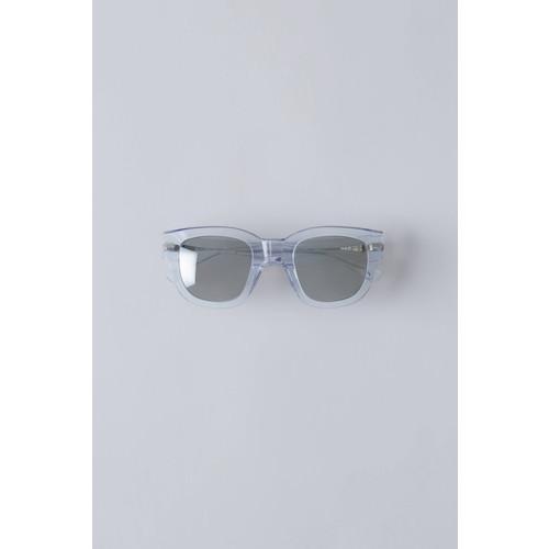 Frame Metal clear/silver mirror