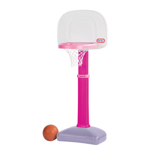 Little Tikes TotSports Easy Score Basketball Set- Girls' Version