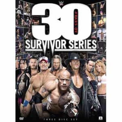 Wwe:30 Years Of Survivor Series (DVD)