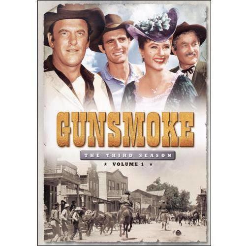 Gunsmoke: The Third Season, Volume One (Full Frame)