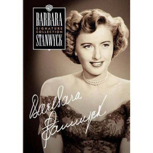 Barbara stanwyck collection (DVD)