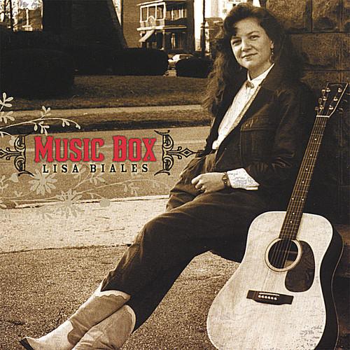 Lisa Biales - Music Box [CD]