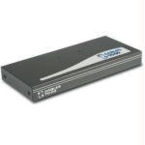 C2G/Cables to Go 29550 2-Port UXGA Monitor Splitter/Extender (Male Input)