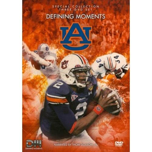 Defining moments:Auburn (DVD)
