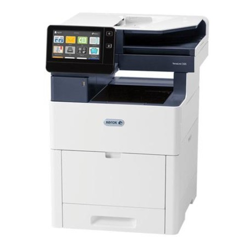 Xerox C505/SM All-In-One Color Laser LED Printer - Print, Copy, Scan (Metered)