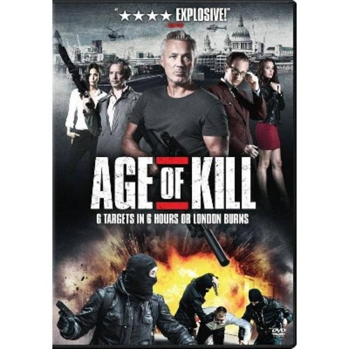 Age Of Kill (DVD)