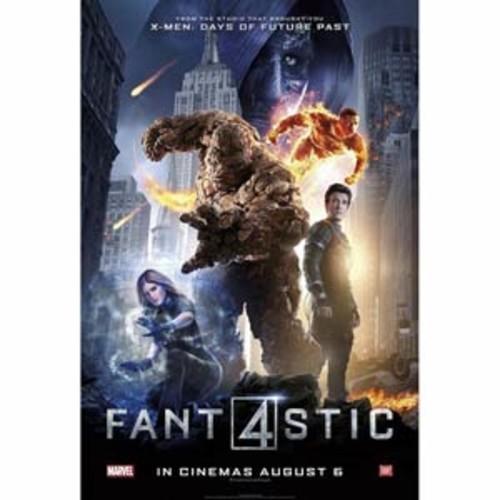 Fantastic Four [DVD]