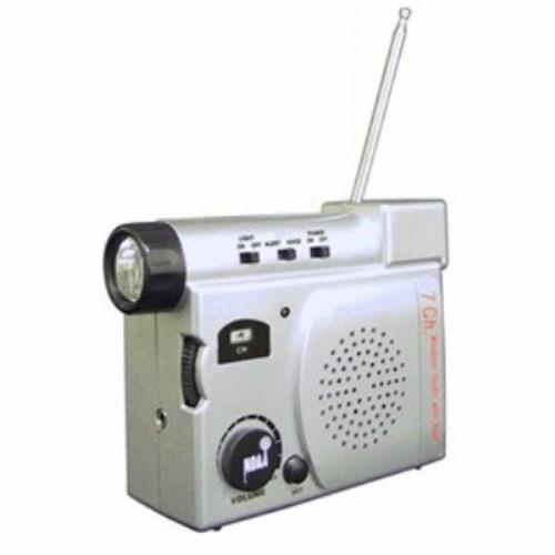 Springfield NOAA Weather Radio with Alert