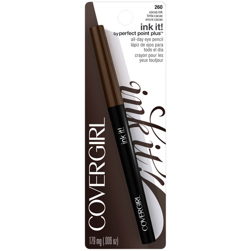 CoverGirl Ink It! By Perfect Point Plus Waterproof Eyeliner