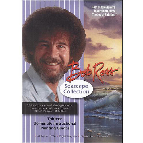 Bob Ross: Seascape Collection [3 Discs] [DVD]