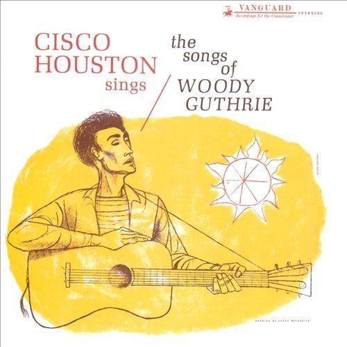 Songs Of Woody Guthrie CD