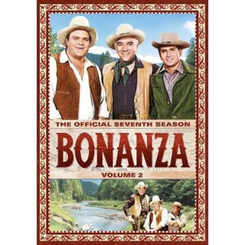 Bonanza: The Official Seventh Season Vol. 2 [Bonanza: The Official Seventh Season Vol. 2 (DVD)]