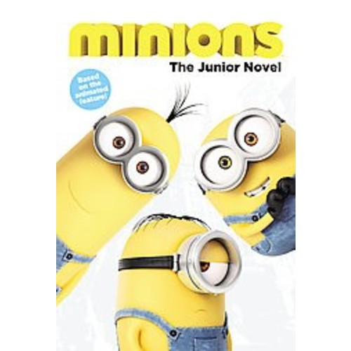 Minions (Media Tie-In) (Paperback) by Sadie Chesterfield