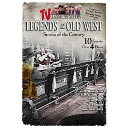 Legends of the Old West 4: Stories of the Century
