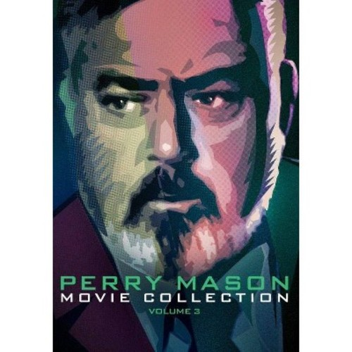 Perry Mason Movie Collection Vol 3 (DVD)