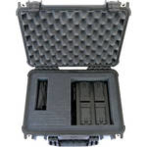 On-The-Go 4-Position Charger Field Kit for Panasonic AG-HMC150 & VW-VBG6 Camera Battery Packs