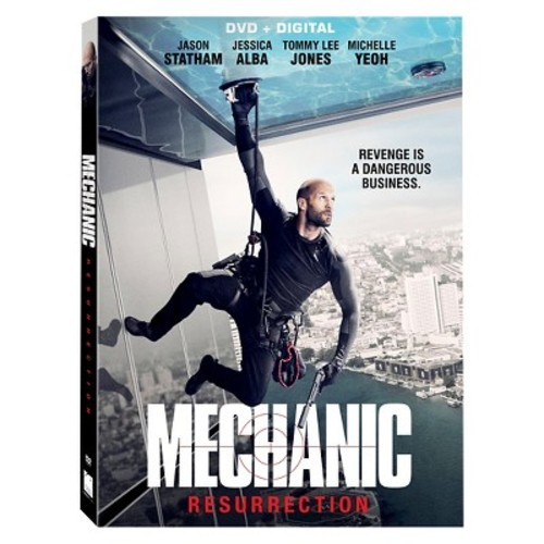 Mechanic Resurrection (DVD + Digital)